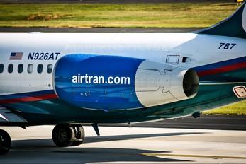 N926AT - AirTran Boeing 717