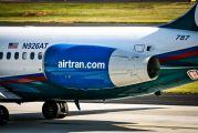 N926AT - AirTran Boeing 717 aircraft