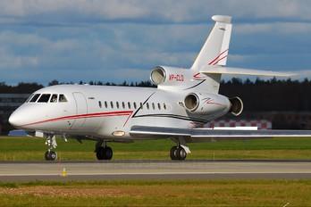 VP-CLO - Lukoil-Avia Dassault Falcon 900 series
