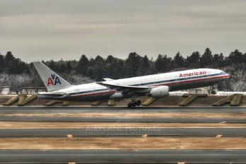 N761AJ - American Airlines Boeing 777-200ER