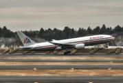 N761AJ - American Airlines Boeing 777-200ER aircraft
