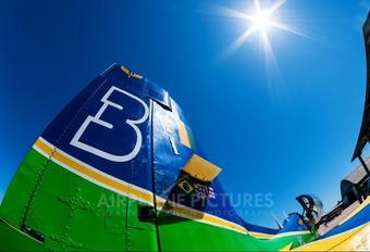 """1435 - Brazil - Air Force """"Esquadrilha da Fumaça"""" Embraer EMB-312 Tucano T-27"""