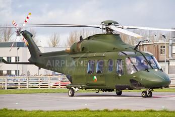 275 - Ireland - Air Corps Agusta Westland AW139