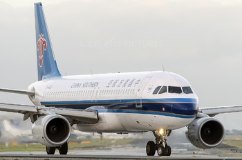 B-6623 - China Southern Airlines Airbus A320
