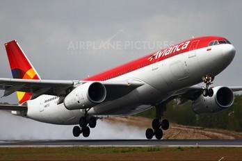 N967CG - Avianca Airbus A330-200