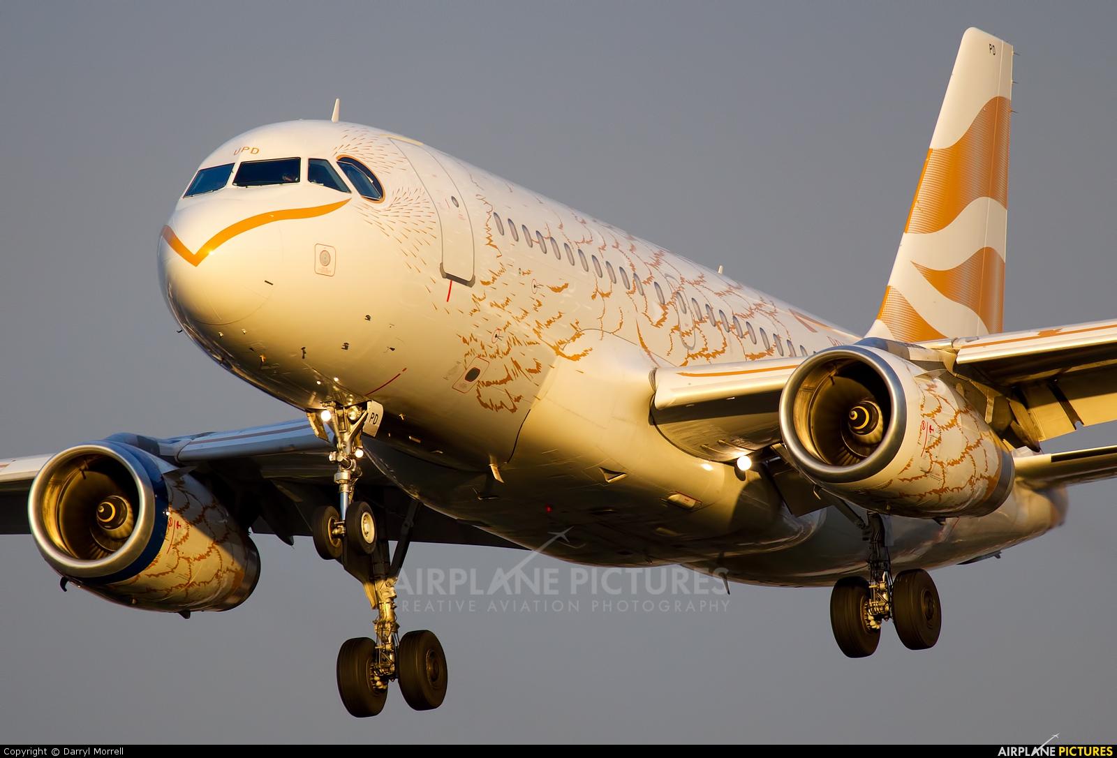 British Airways G-EUPD aircraft at London - Heathrow