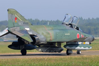 47-6335 - Japan - Air Self Defence Force Mitsubishi RF-4E Kai