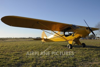 LV-YPS - Private Piper PA-11 Cub