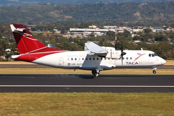 HR-AUX - TACA Regional ATR 42 (all models)