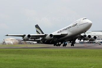 N761SA - Southern Air Transport Boeing 747-200SF