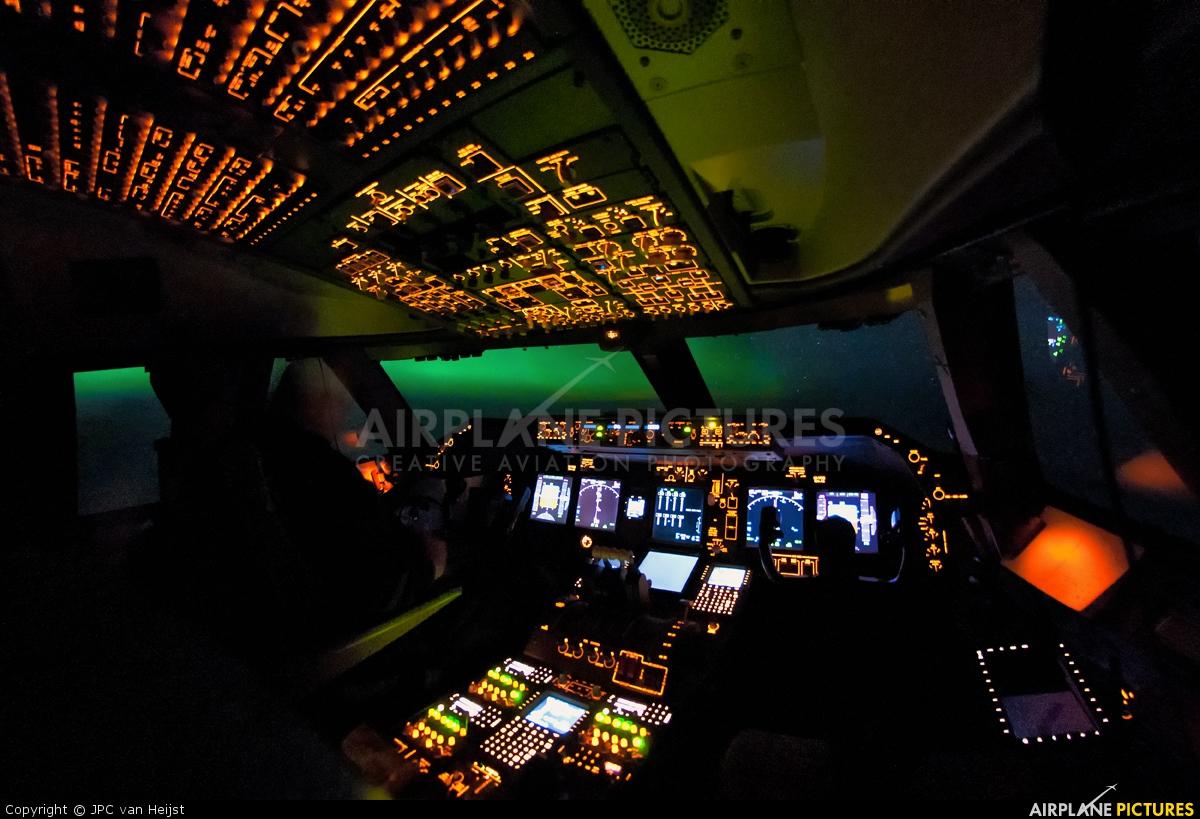 Cargolux LX-VCG aircraft at In Flight - Russia