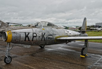 51-9792 - Denmark - Air Force Republic F-84G Thunderjet