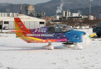 D-EICC - Private Robin DR.300