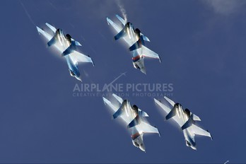 - - Russia - Air Force Sukhoi Su-27UB