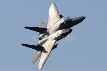 - - Japan - Air Self Defence Force Mitsubishi F-15DJ