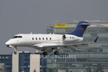 OE-HDU - Amira Air Bombardier BD-100 Challenger 300 series