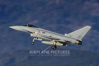 7L-WN - Austria - Air Force Eurofighter Typhoon S