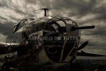 N9079V - Private North American B-25H Mitchell