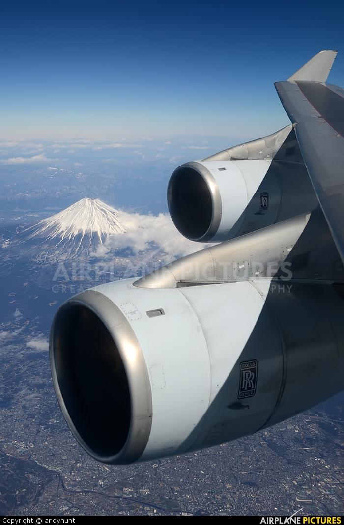 Cathay Pacific B-HOV aircraft at In Flight - Japan