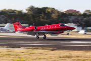 N45AE - Private Learjet 35 aircraft