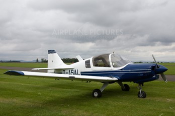 G-ASAL - Private Scottish Aviation Bulldog
