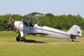 D-ETUF - Private Focke-Wulf Fw.44J Stieglitz