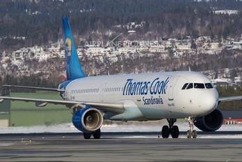 OY-VKA - Thomas Cook Scandinavia Airbus A321