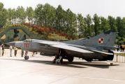 110 - Poland - Air Force Mikoyan-Gurevich MiG-23MF aircraft