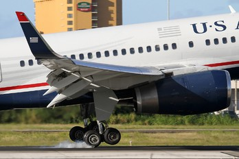 N940UW - US Airways Boeing 757-200
