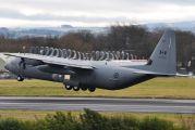 130608 - Canada - Air Force Lockheed CC-130J Hercules aircraft