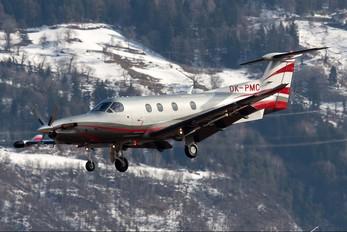 OK-PMC - Private Pilatus PC-12