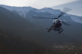 I-AFET - Private Aerospatiale SA-315B Lama