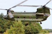 D-661 - Netherlands - Air Force Boeing CH-47D Chinook aircraft