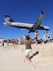 N201UU - US Airways Boeing 757-200