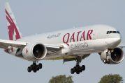 A7-BFA - Qatar Airways Cargo Boeing 777-200F aircraft