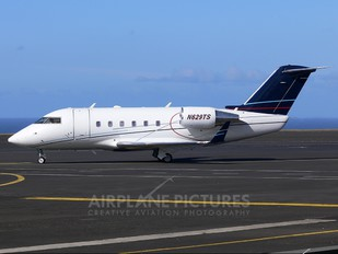 N629TS - Private Canadair CL-600 Challenger 601
