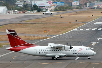 HR-AXH - TACA Regional ATR 42 (all models)