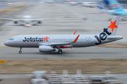 9V-JSS - Jetstar Asia Airbus A320 aircraft