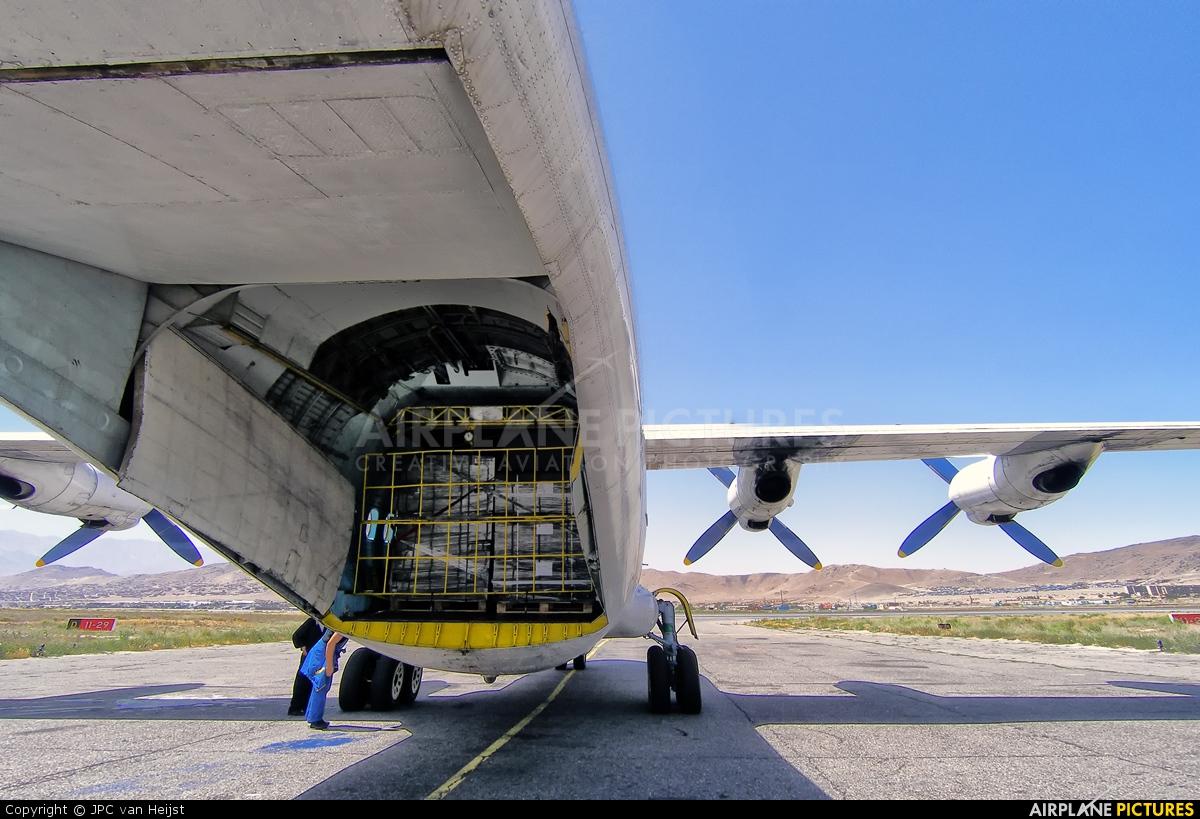 Air Sofia LZ-SFI aircraft at Kabul