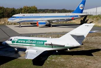 D-CLBR - Elbe Air Dassault Falcon 20