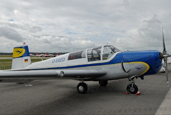 D-EBED - Lufthansa Flight Training SAAB 91 Safir