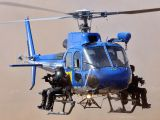 CC-ETE - Chile - Police Aerospatiale AS350 Ecureuil / Squirrel aircraft
