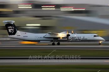 N409QX - Alaska Airlines - Horizon Air de Havilland Canada DHC-8-400Q / Bombardier Q400