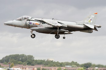ZD327 - Royal Navy British Aerospace Harrier GR.9
