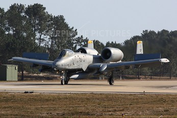 82-0650 - USA - Air Force Fairchild A-10 Thunderbolt II (all models)