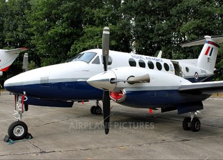 ZK456 - Royal Air Force Beechcraft 200 King Air