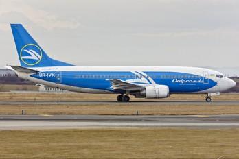 UR-IVK - Dniproavia Boeing 737-300