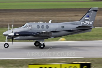I-INVG - Sirio Beechcraft 90 King Air