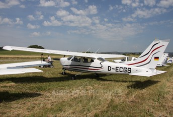 D-ECGS - Private Cessna 177 RG Cardinal