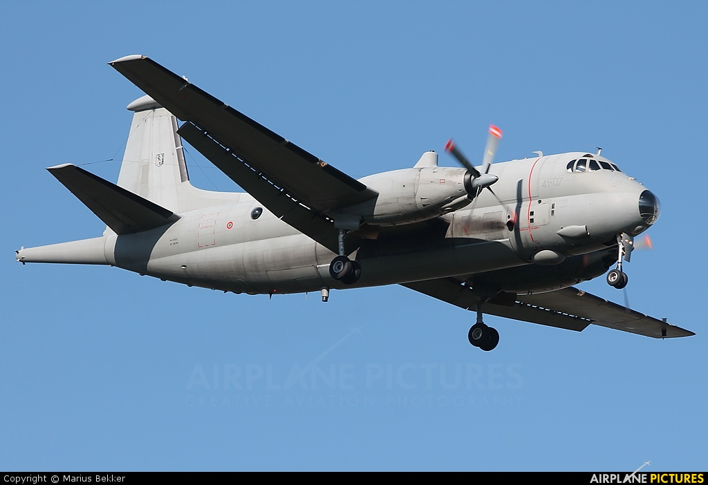 Italy - Navy MM40122 aircraft at In Flight - Italy